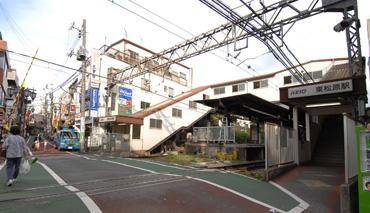 東松原駅画像