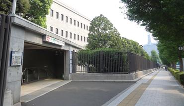 国会議事堂前駅