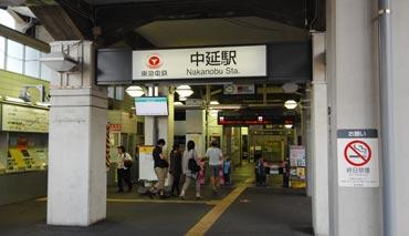 中延駅画像